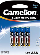 Camelion Super Heavy Duty Blue