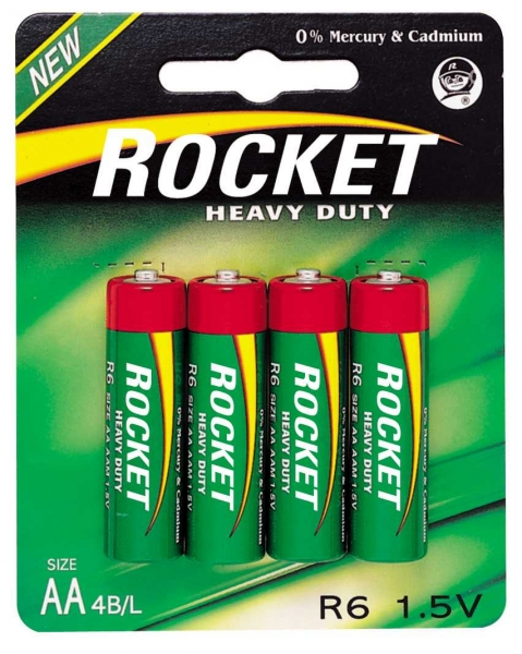 Rocket Green 2006 AA